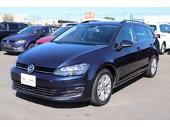 VW ゴルフヴァリアント TSI Comfortline BlueMotion Technology