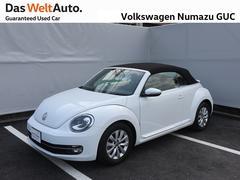 VW ザ・ビートル・カブリオレbase grade 禁煙 認定中古車