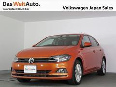 VW ポロTSI ハイライン セーフティPKG ナビ ETC 認定中古