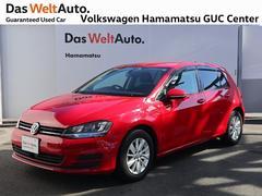 VW ゴルフ40th Edition 1オーナー 禁煙車 純正ナビ