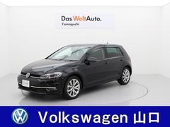 VW ゴルフハイライン レザーシート 液晶メーター 前車追従機能
