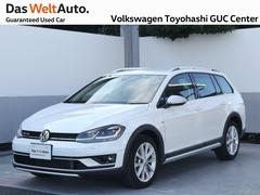 VW ゴルフオールトラックTSI 4MOTION 7.5MODEL 1オーナー 禁煙車