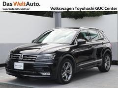 VW ティグアンTSI R−Line ワンオーナー 禁煙 認定中古車