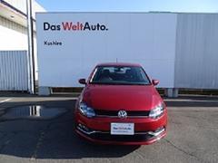 VW ポロTSIハイライン マイスター 認定中古車 1オーナー ナビ