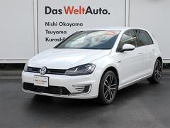 VW ゴルフGTEナビ、Bカメ、ETC、LEDライト
