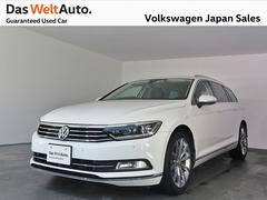 VW パサートヴァリアントTDIハイライン ワンオーナー DWA認定中古車