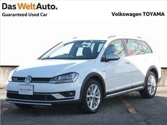 VW ゴルフオールトラックTSI 4モーション アップグレードパッケージ 4WD