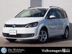 VW ゴルフトゥーランTSI CL純ナビBカメキセノンライト純アルミAエアコン