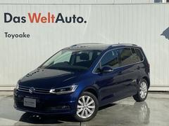 VW ゴルフトゥーランTSI Highline 正規認定中古車 1オーナー ACC