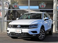 VW ティグアンTDI Comfortline 4MOTION ワンオーナー