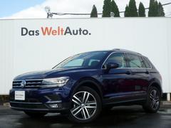 VW ティグアンTDI Highline 4MOTION DCC レザー付