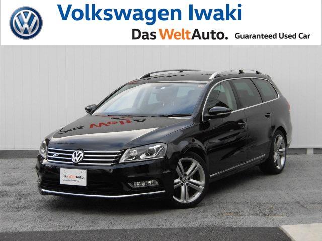 フォルクスワーゲン Rラインエディション Volkswagen認定中古車