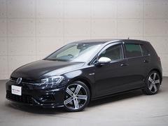 VW ゴルフR7.5ディスカバープロナビゲーション レザーシート 保証付