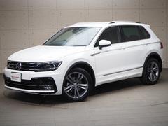 VW ティグアンTSI Rライン ディスカバープロナビゲーション認定中古車