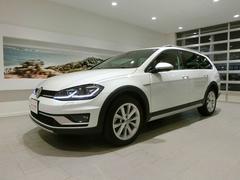 VW ゴルフオールトラックTSI 4MOTION LED NAVI 認定中古車保証