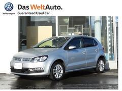 VW ポロTSI Comfortline 1オーナー 純正SDナビ