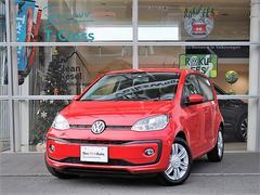VW アップ!high up! 4Door ワンオーナー・禁煙車・デモカー