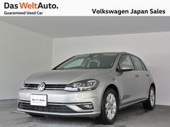 VW ゴルフTSI コンフォートライン LEDライト ナビ 元社用車
