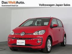 VW アップ!ハイ アップ! 4ドア インフォPKG ETC 認定中古車