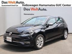 VW ゴルフTSI Comfortline 7.5Model 認定中古車