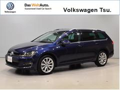 VW ゴルフヴァリアント TSI Highline BlueMotion Technology
