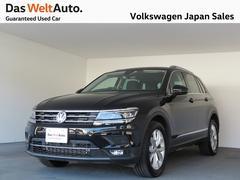 VW ティグアンハイライン ディーゼル 4WD ACC LED 禁煙1オナ