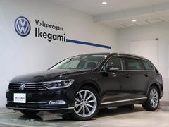 VW パサートヴァリアントTSI Highline デジタルメーター 衝突軽減ブレーキ