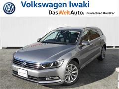 VW パサートヴァリアントTDIエレガンスライン Volkswagen認定中古車