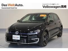 VW ゴルフGTEGTE 認定中古車一年間走行無制限保証 ナビETC