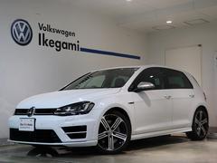 VW ゴルフRR レムスマフラー ナビ 純正禁煙 認定中古車 280PS