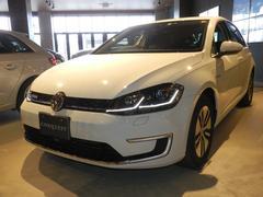 VW e−ゴルフベースグレード LED デジタルメーター ACC 認定中古車
