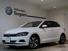 VW ポロTSI Comfortline ナビPKG セーフティPKG