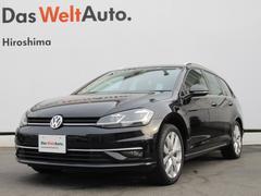 VW ゴルフヴァリアントTSI ハイライン LED リアカメラ ACC 認定中古車