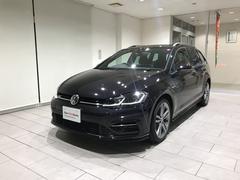 VW ゴルフヴァリアントTSI R−Line Navi9.2