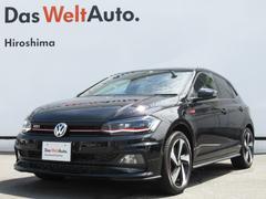 VW ポロGTIGTI テクノロジーP 純正ナビ LED 認定中古車