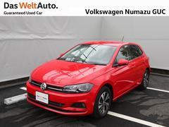VW ポロコンフォートライン 登録済未使用車 ナビ 液晶メーター