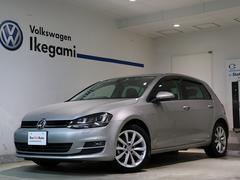VW ゴルフTSI Highline 衝突軽減 ACC 禁煙 ワンオーナ