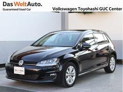 VW ゴルフコンフォートライン 認定中古車 禁煙車 ワンオーナー ナビ