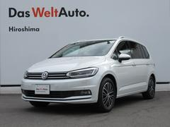 VW ゴルフトゥーランTDI Premium レザーシート サンルーフ 認定中古車