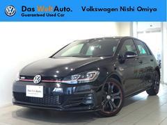 VW ゴルフGTIGTI Dynamic DEMO drireco
