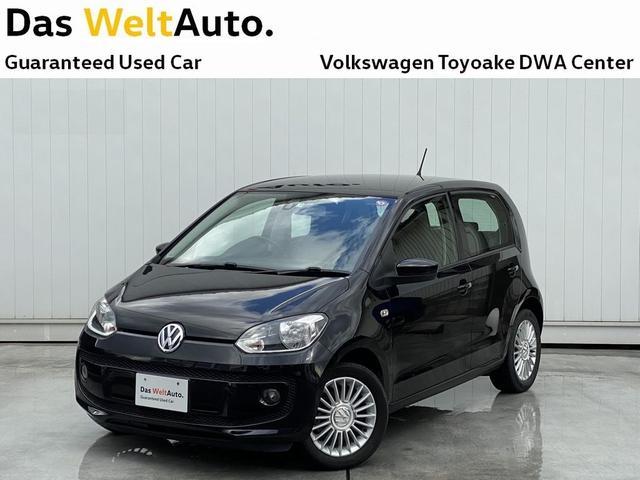 「フォルクスワーゲン」「VW アップ!」「コンパクトカー」「愛知県」の中古車