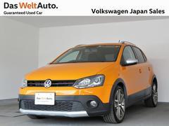 VW ポロクロスポロ 社外ナビ&バックカメラ キセノン ワンオーナー