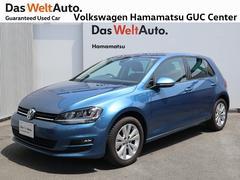 VW ゴルフTSI Comfortline ワンオーナー 認定中古車