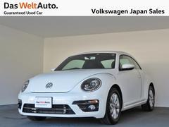 VW ザ・ビートルデザイン 1オーナー NAVI ETC