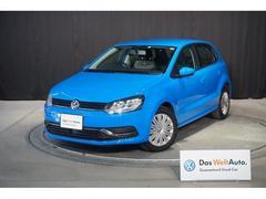VW ポロTSI コンフォートライン ブルーモーションテクノロジー