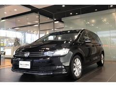 VW ゴルフトゥーランTSI ワンオーナー 禁煙車 9.2インチ液晶パネル