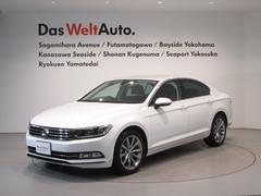 VW パサートTSI ハイライン メーカー保証付 認定中古車