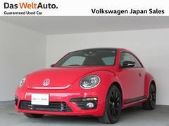 VW ザ・ビートルブラックスタイル限定300台 純正ナビカメラ 禁煙 元社有車