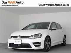VW ゴルフRR レザーシート ディスカバープロ 認定中古車