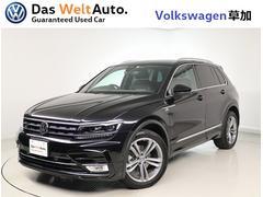 VW ティグアンTSI R−Line ActiveInfoD